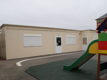 Ecole modulaire construction modulable 1