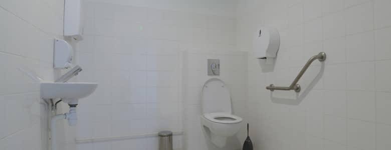 Batiment bureaux WC 1