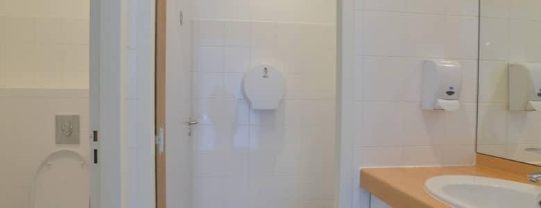 Batiment bureaux WC