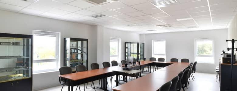 Batiment bureaux salle reunion