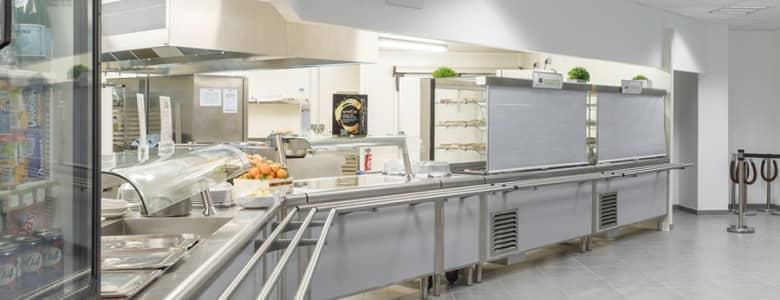 Restaurant entreprise modulaire clé en mains 1
