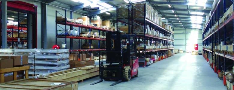 Location batiment industriel stockage 1