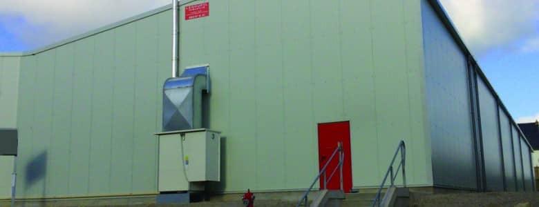 Location batiment industriel stockage 4
