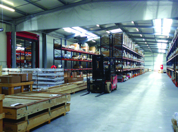 Location batiment industriel stockage un