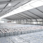Rachat structures préfarbriquées aluminium