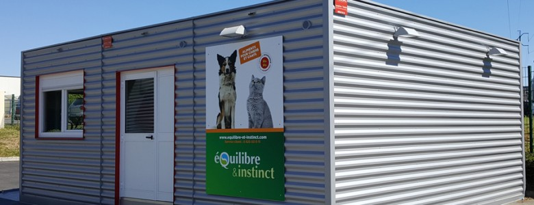 Magasin modulaire