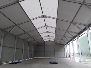 B timent industriel d montable et construction modulaire - Cout construction hangar industriel ...