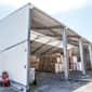 Hangar modulaire demontable une