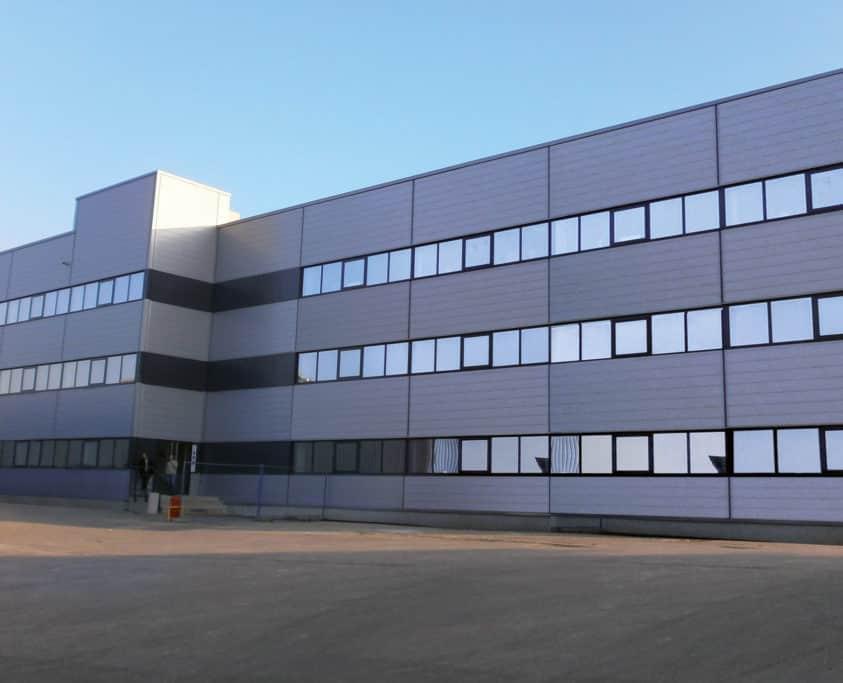 Bâtiment administratif, 9000m², location