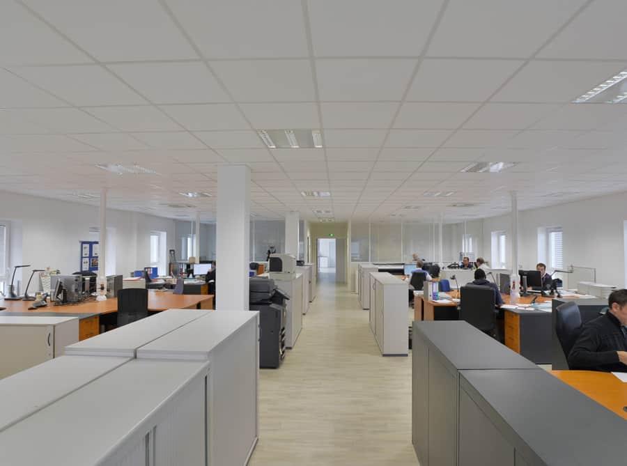 Batiment bureaux open space location et vente. le leader du