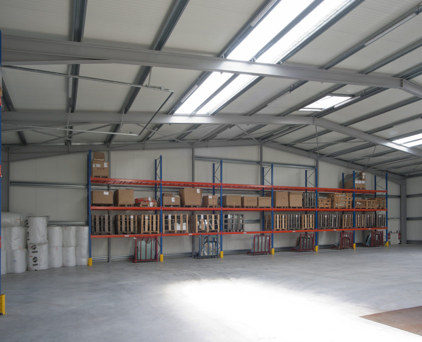 Atelier de montage, 1500m², location 60 mois