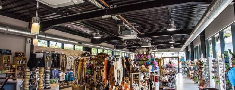 Batiment modulaire boutique zoo 2