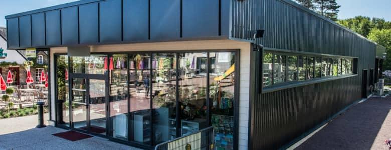 Batiment modulaire boutique zoo 3