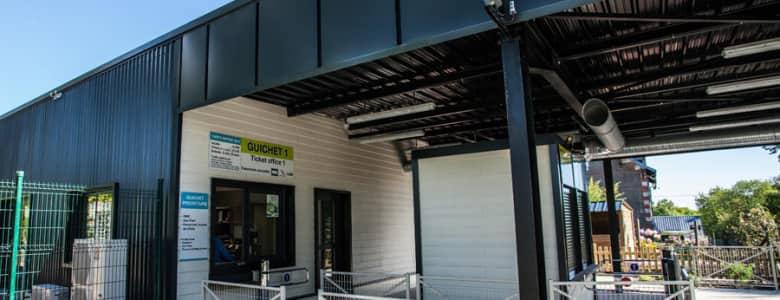 Batiment modulaire boutique zoo 5