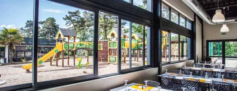 Restaurant modulaire zoo 4