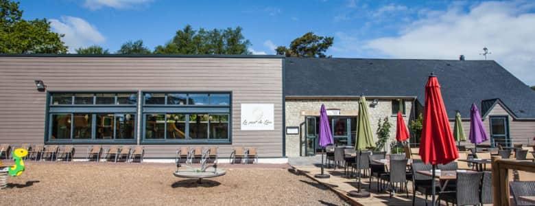 Restaurant modulaire zoo