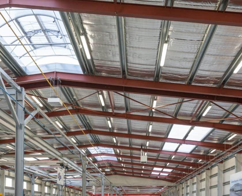 Atelier modulaire, 2875 m², location 36 mois