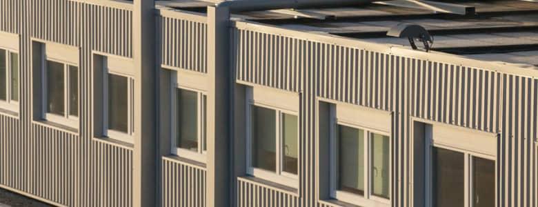 Constructions modulaires préfabriquées 7