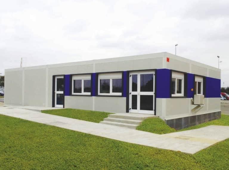 Bâtiment modulaire accueil, 135m², achat
