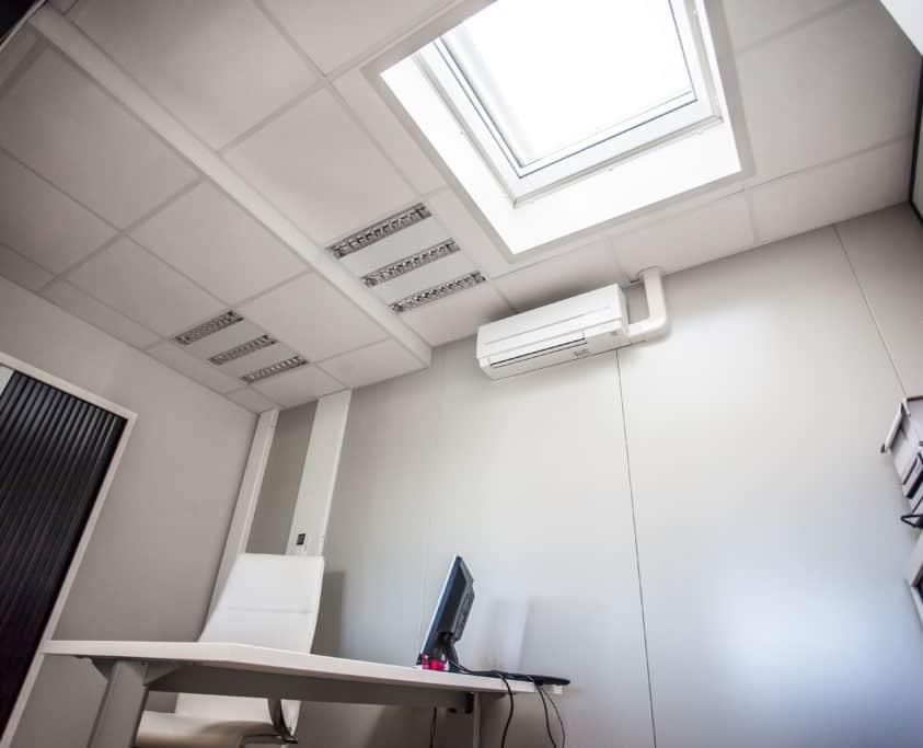 Bureau modulaire, 110m², achat