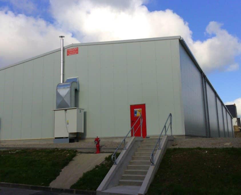 Location bâtiment industriel stockage, 1050m², location 36 mois