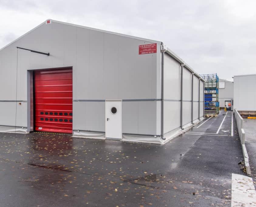 Location entrepot industriel, 300 m², location 6 mois
