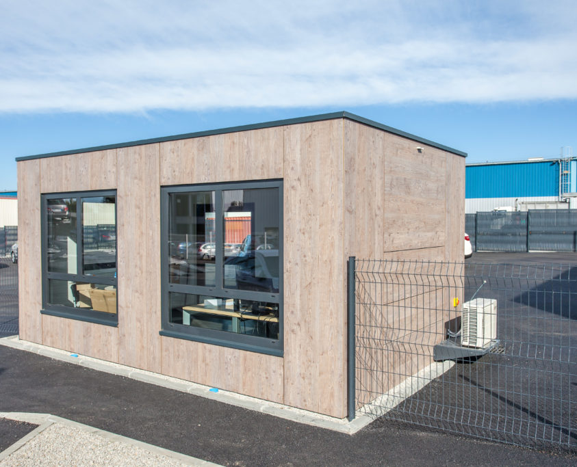 Espace vente modulaire, 20m², achat