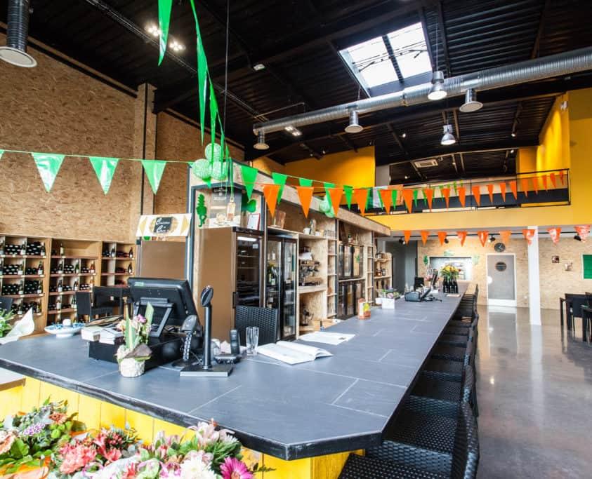 Restaurant industriel, 720m², achat