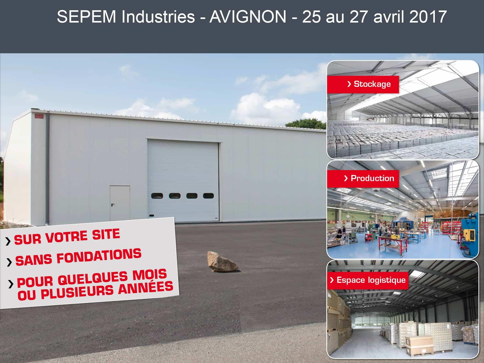 Sepem Avignon 2017