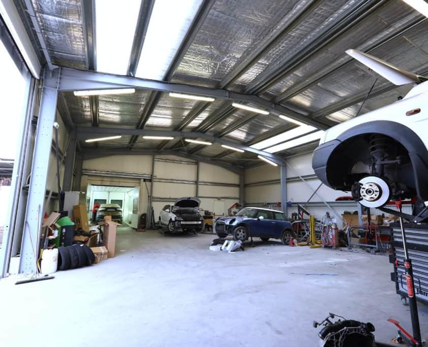 Location atelier temporaire, 240m², location 12 mois