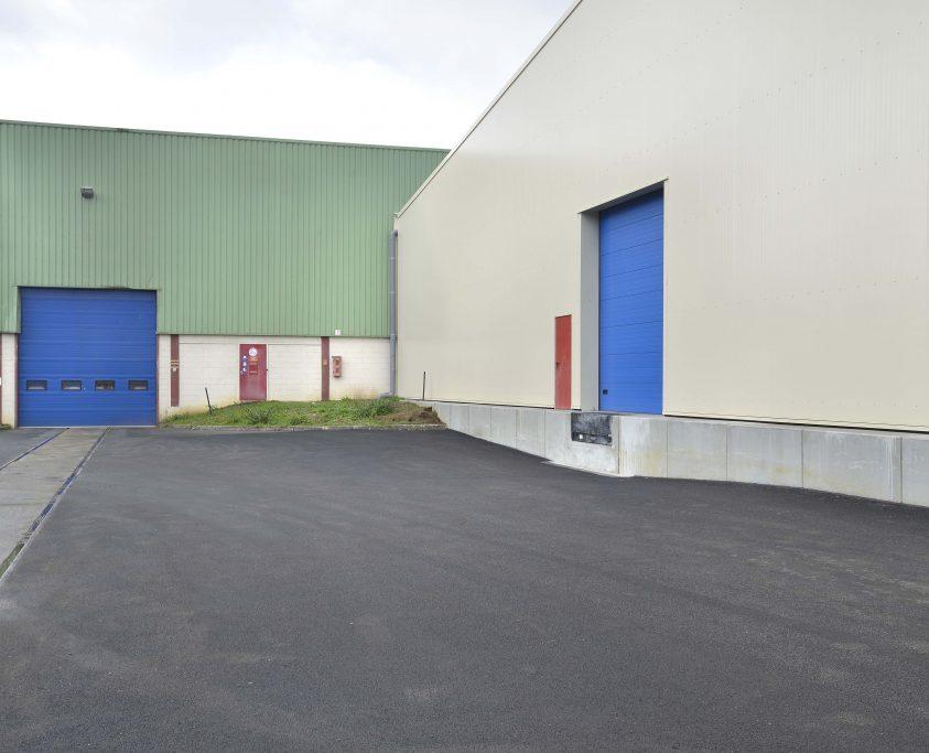 Location bâtiment métallique, 1800m², location 36 mois