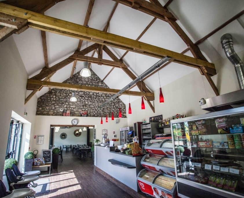 Restaurant modulaire, 205 m², achat