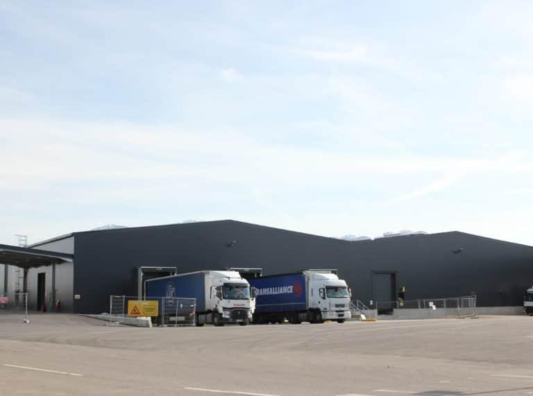 Location entrepôt logistique, 4160m², location 120 mois