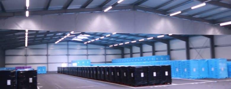 Location entrepôt métallique 2