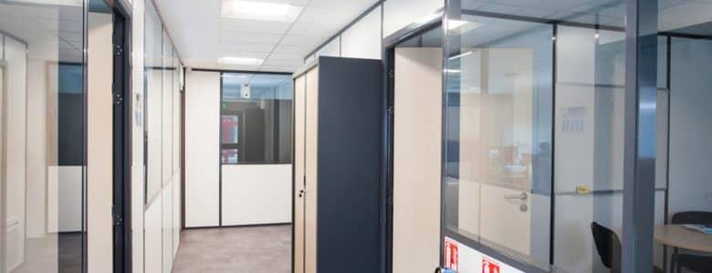 Bâtiment administratif modulaire 10