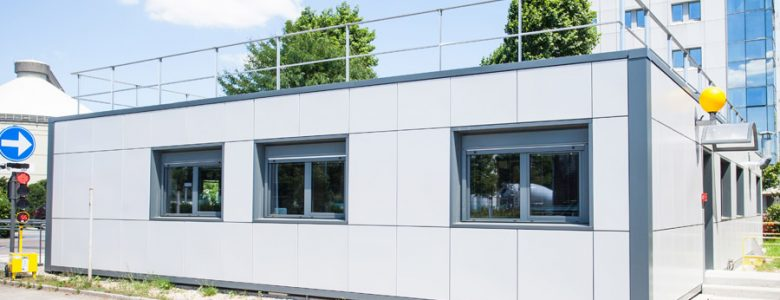 Bureaux administratifs modulaires 2