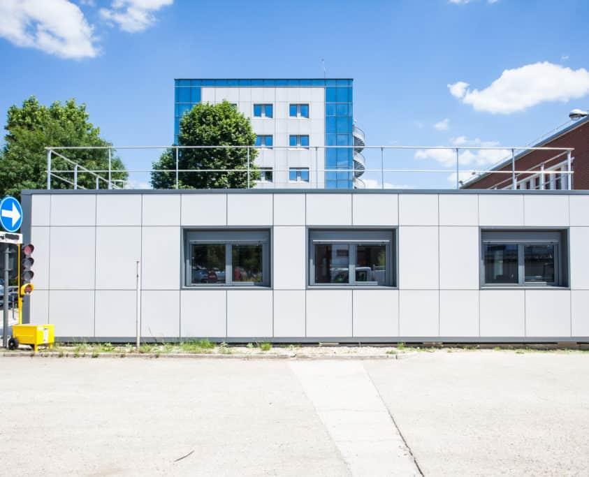 Bâtiment administratif modulaire, 234m², achat