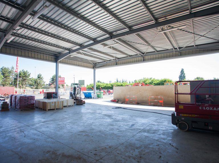Hangar métallique : quelle utilité?