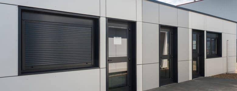 Bureaux administratifs modulaires 3