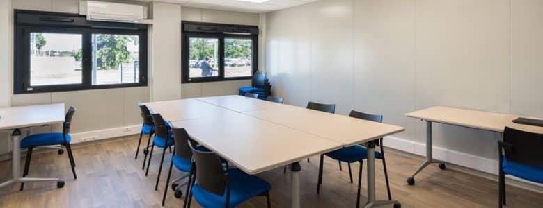 Bureaux administratifs modulaires 4