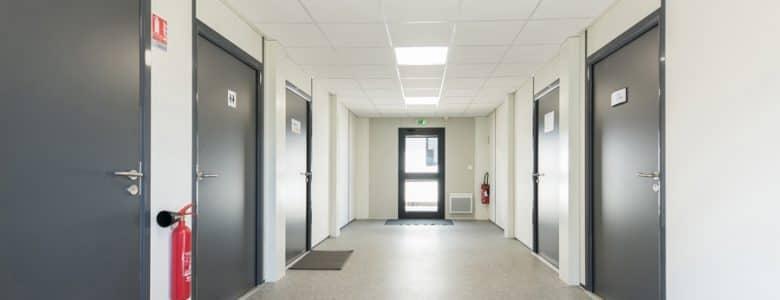 Bureaux administratifs modulaires 6