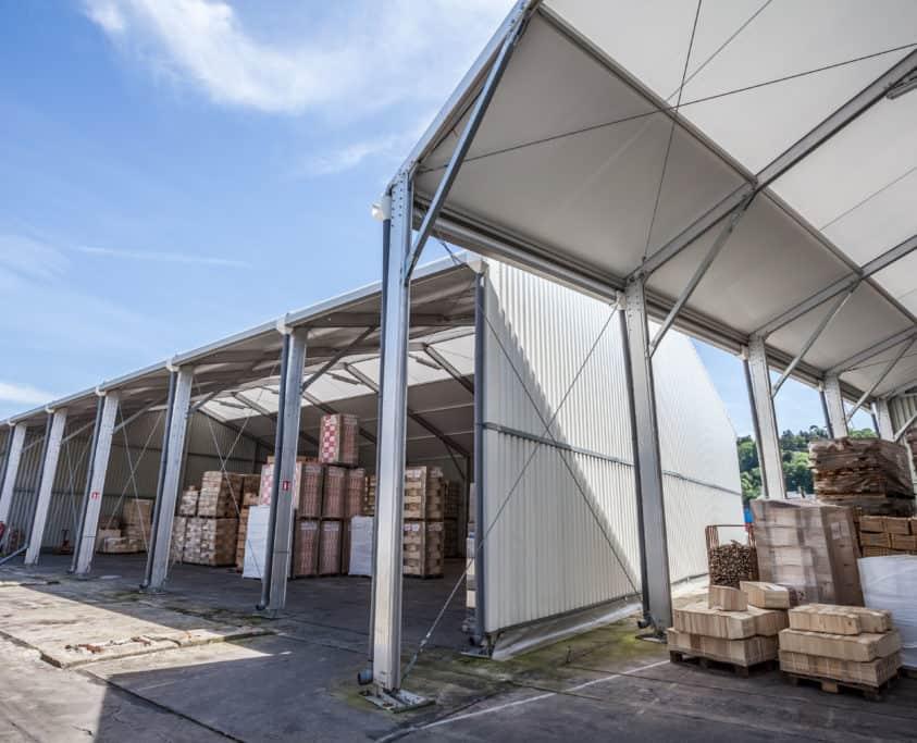 Hangar de stockage, 600 m², location 12 mois