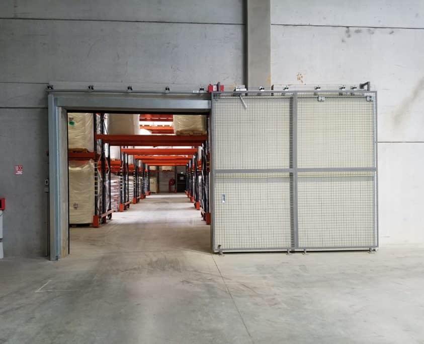 Bâtiment industriel de stockage, 7535m², achat