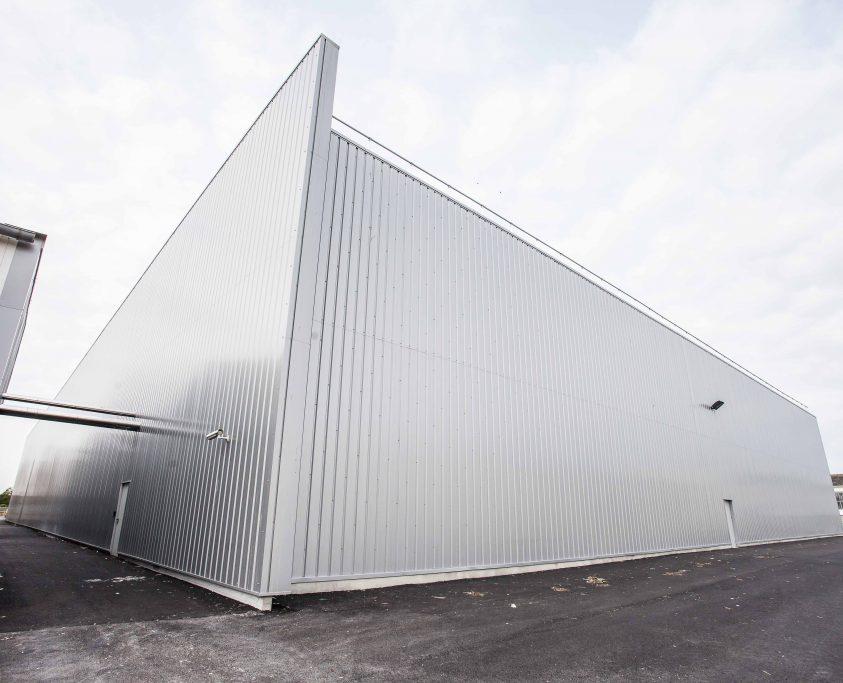 Bâtiment industriel métallique, 4000m², achat
