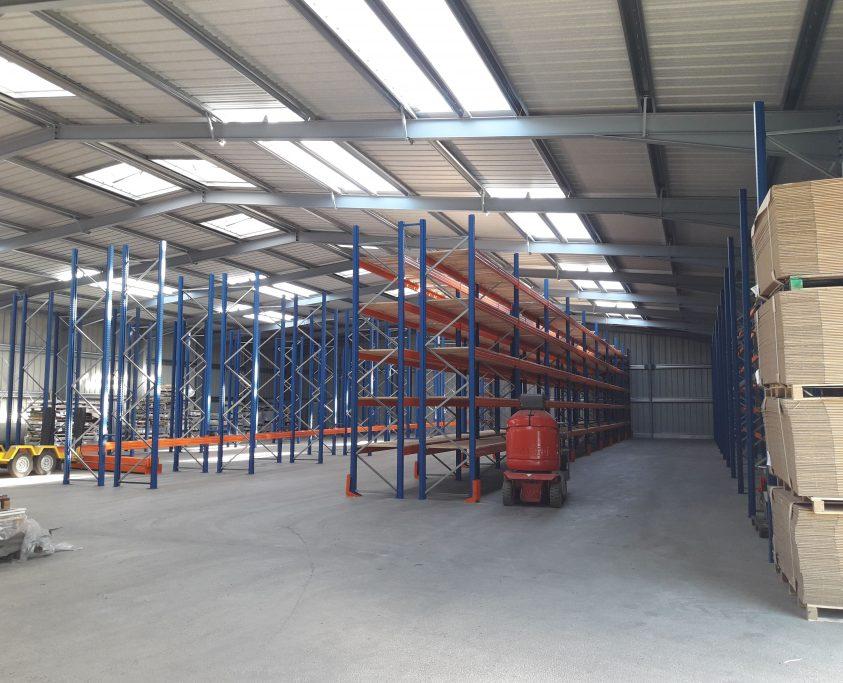 Construction métallique, 1500m², achat