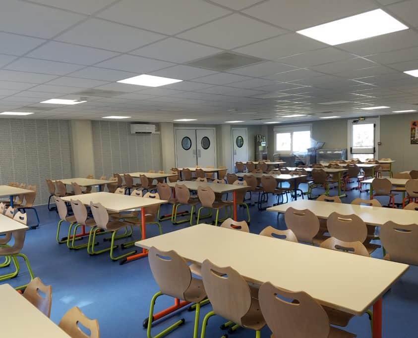 Bâtiment scolaire modulaire, 642m², achat