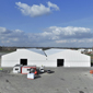 Etapes construction batiment industriel
