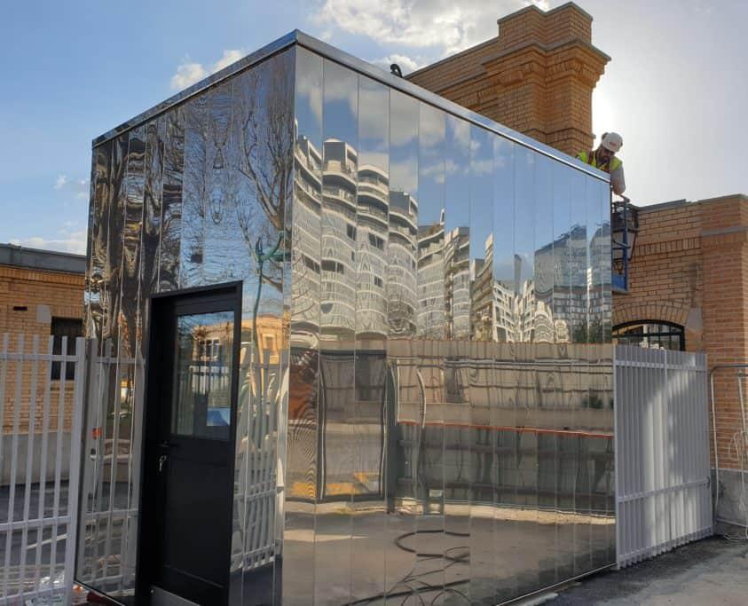 Poste modulaire, 12m², achat