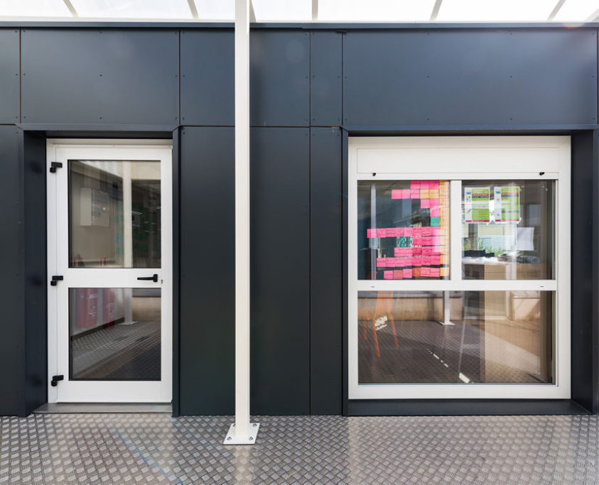 Espace modulaire coworking, 58m², location 36 mois