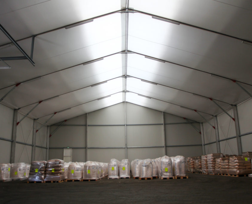 Hangar industriel, 900m², location 12 mois